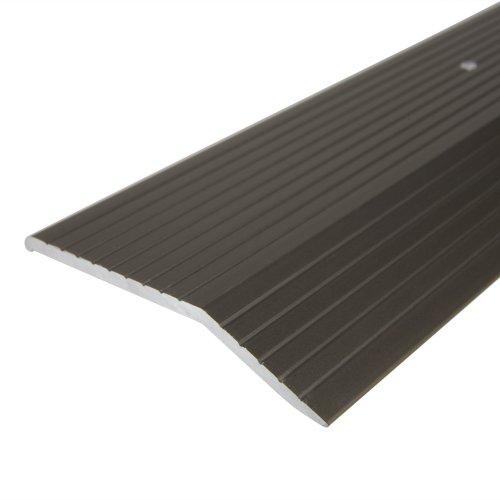 Columbia 6034 HSN 3ft Wide Carpet Bar, Satin Nickel