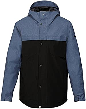 Act 3N1 Snowboard Jacket Vintage Indigo/Caviar Mens