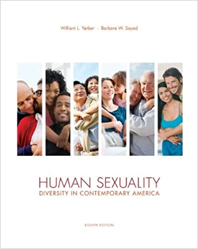 Human Sexuality Diversity In Contemporary America 8th Edition Online