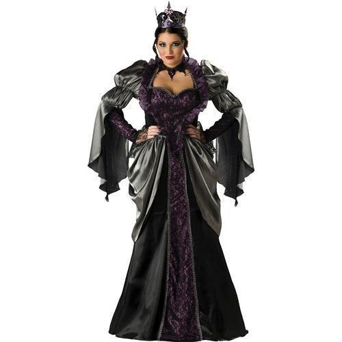 Wicked Queen Costume - Plus Size 3X - Dress Size 22-24]()