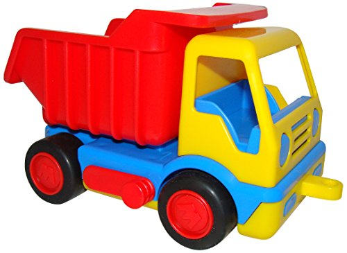 Wader Quality Toys Ksm Children's Basics Dump Truck for sale  Delivered anywhere in USA