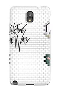 New Hxy Super Strong Pink Floyd Tpu Case Cover For Galaxy Note 3