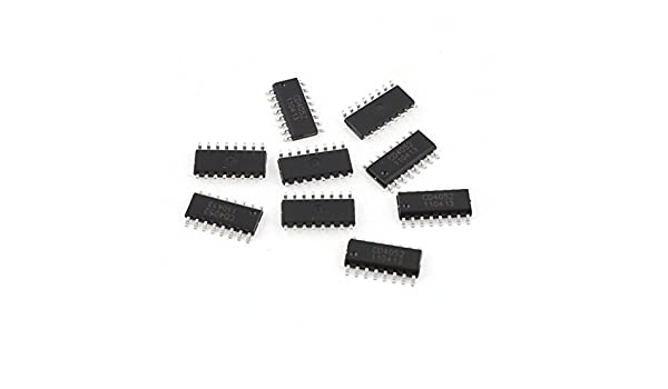 10 piezas de CD4052 SOP-16 Dual 4-Channel Analog Multiplexer demultiplexor: Amazon.com: Industrial & Scientific