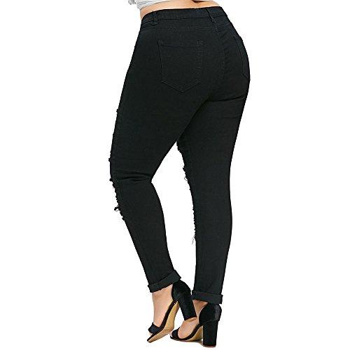 CharMma Jeans Jeans Femme CharMma Noir Noir CharMma Jeans Femme qxTw4IC