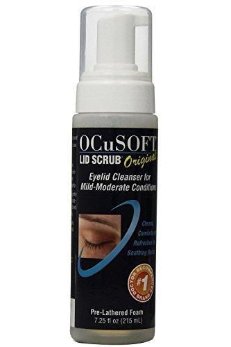 OCuSOFT Foaming Eyelid Cleanser 7.20 oz Pack of 6