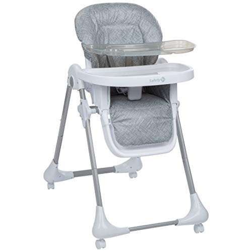 415odiVnaOL - Safety 1st 3-in-1 Grow & Go High Chair, Birchbark, One Size
