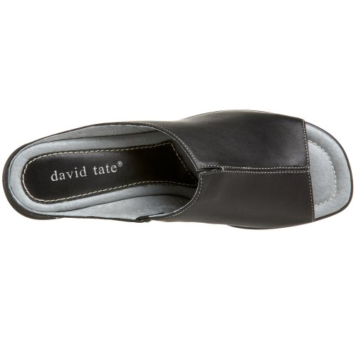 David Tate Women's Gloria Slide Sandal,Black Lamb,7 M US by David Tate (Image #7)'