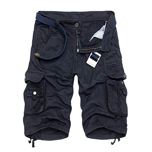 a705639dfee692 Romantico Mens Military Cargo Shorts Army Camouflage Tactical Shorts Men  Cotton Loose Work Casual Short Pants