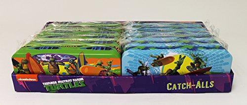 Teenage Mutant Ninja Turtles Pencil Box Metal Case New 273707 (1 Case Only)
