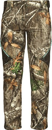 ScentLok Women's Full Season TAKTIX Hunting Pants (Realtree Edge, Medium) ()