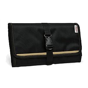 Saco Gadget Organizer Bag For All Gadgets,(Ivory) 2