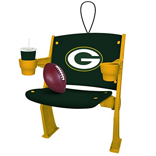 Green Bay Packers Stadium Chair Ornament