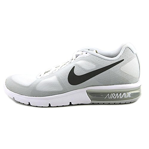 Nike Air Max Sequent Women Us 7.5 Scarpa Da Corsa Grigia
