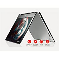 Lenovo Yoga 700 2-in-1 11.6 Touch FHD (1920 x 1080) IPS Laptop PC, Intel Dual Core M5-6Y54 Processor, 8GB DDR3, 256GB SSD, HDMI, Bluetooth, Webcam, WIFI, Up to 7 Hours Battery, Windows 10