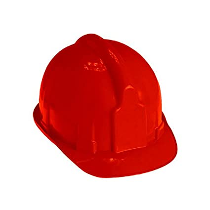 Jar 2371599 - Casco Obra Color-Rojo