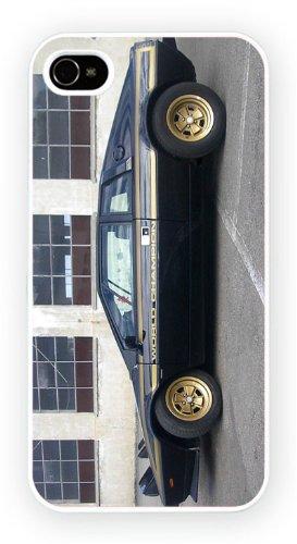Lotus Esprit S2 Black, iPhone 4 4S, Etui de téléphone mobile - encre brillant impression