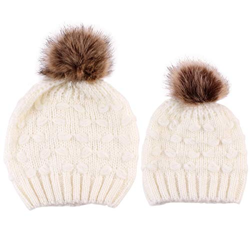 2PCS Parent-Child Hat 5f56fa873670