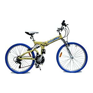 Columba 26 Inch Alloy Folding Bike