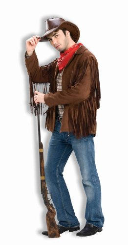 Bill Costumes Buffalo (F61913 (XL) Buffalo Bill Jacket)