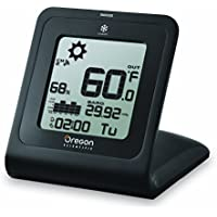 OREGON OR-SL103 / Touch Advanced Weather Station /Includes wireless external sensor (SL109H)