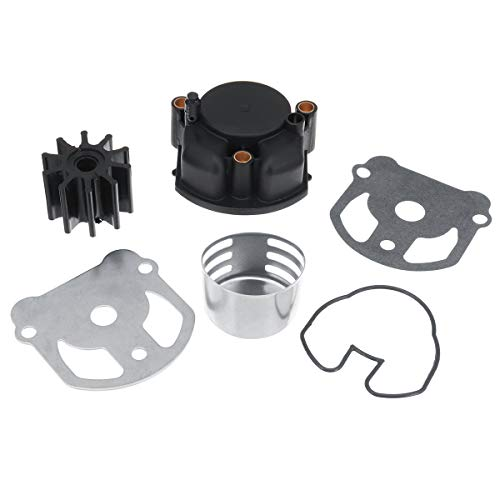 (Farway Water Pump Impeller Kit with Housing Rpls 984461 983895 984744 18-3348)