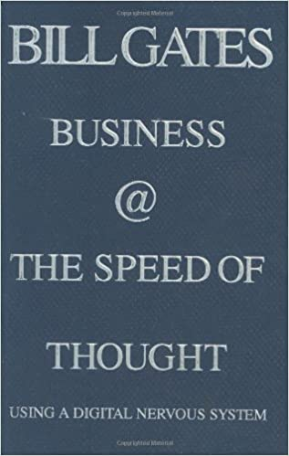 Amazoncom Business At The Speed Of Thought Succeeding In The