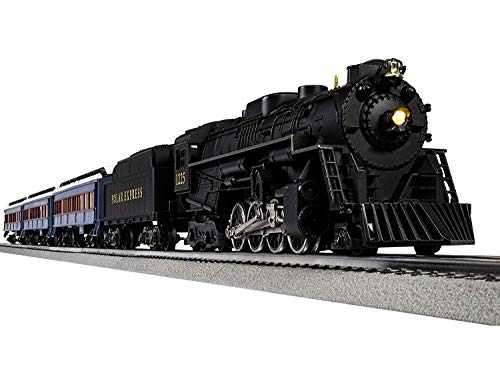 Lionel The Polar Express Electric O Gauge Model Train Set with Remote and Bluetooth Capability from Lionel