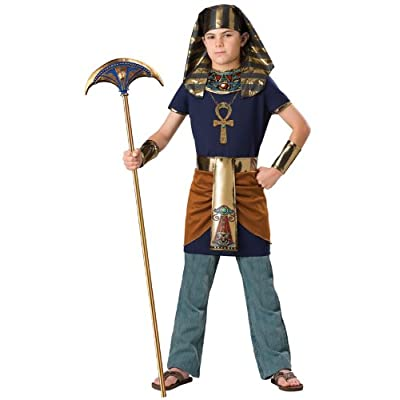 Pharaoh Child Costume: Toys & Games