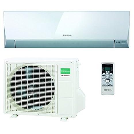 Climatizador/Acondicionador Fujitsu General 9000 Btu Ashg09Llc Asyhg09Llc Monosplit Inverter: Amazon.es: Hogar
