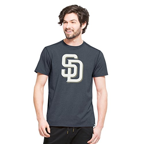 MLB San Diego Padres Men's '47 High Point Tee, Medium, Shift - Diego Style Men's San