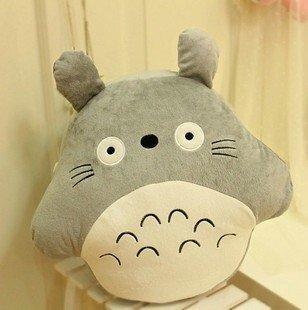 Cojín de Peluche El Amor Verdadero Mi Vecino Totoro Redondo