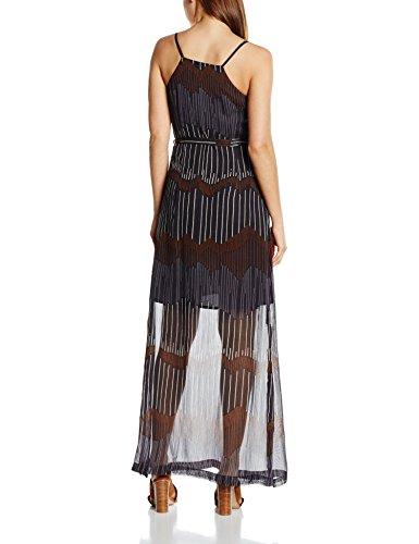 Ebony Plains Vestito Combo Dunes Great Donna Dress Navy Blau Sand Maxi PCwqd8Bqa