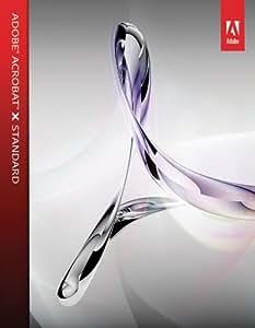 Adobe Acrobat X Standard  [Download]