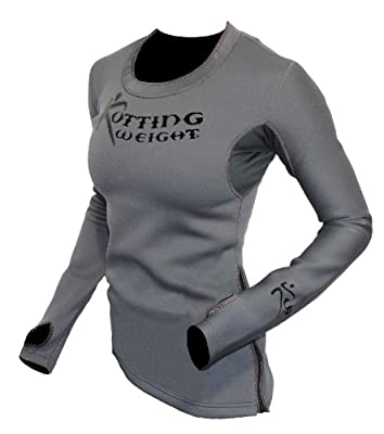 Womens- Kutting Weight (cutting weight) neoprene weight loss sauna shirt by Kutting Weight