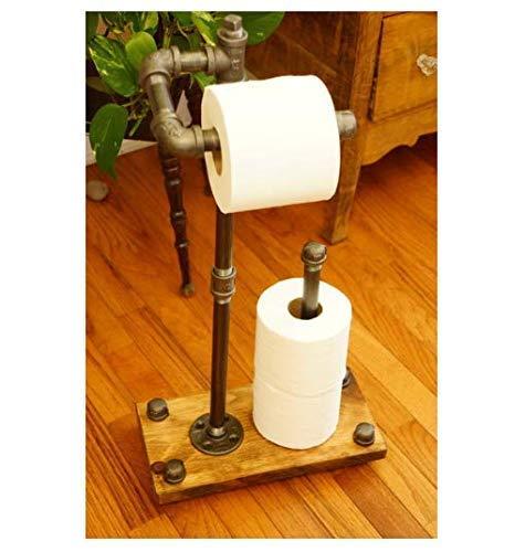 (Sienna Free Standing Toilet Paper Holder)