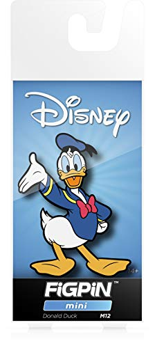 FiGPiN Mini Disney Mickey Mouse & Friends: Donald Duck - Collectible Pin
