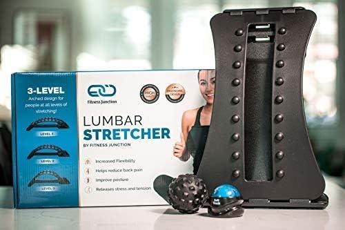 Fitness Junction Lumbar Stretcher