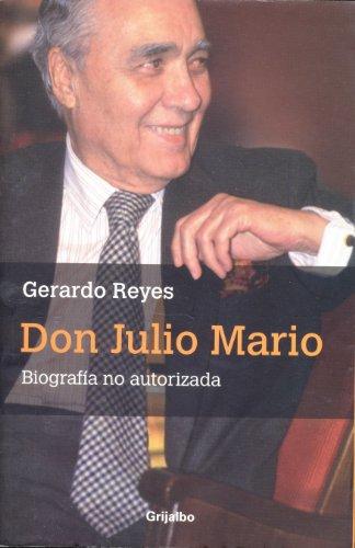 Amazon don julio mario spanish edition ebook gerardo reyes don julio mario spanish edition by reyes gerardo fandeluxe Image collections