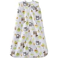 Halo SleepSack Micro-Fleece Wearable Blanket, Woodland, Medium