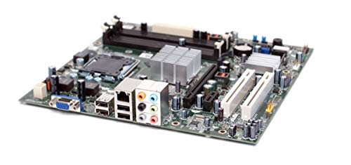 Genuine DELL T287N Motherboard Mainboard Systemboard, For The Inspiron 545, 545s (Slim) Systems