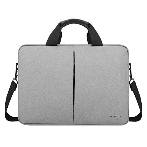 MoKo 14 Inch Laptop Shoulder Bag Compatible with 15