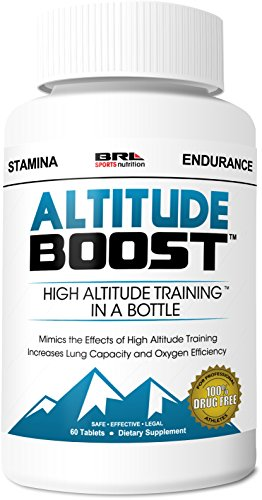 ALTITUDE BOOST - #1 Endurance Supplement -