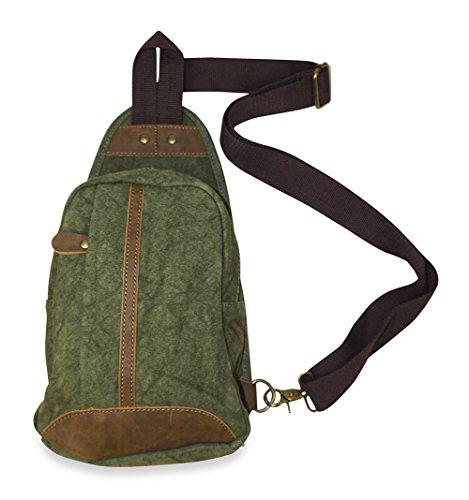 Go Active Messenger Bag - 4