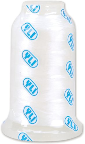 Fusible Invisible Thread 150 Yards-White 1 pcs sku# 648841MA