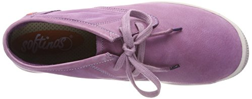 Hautes Violett Indira Lilac Femme Baskets Washed Softinos zXtxnq1n