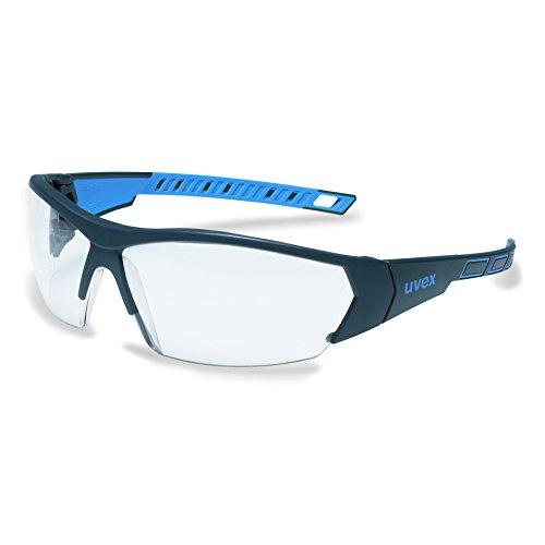 uvex Safety i-Works 9194 uniseks veiligheids-/sportbril, EN 166 met uv-bescherming, werkbril, fietsbril, 1 stuk…