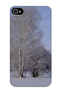 meilinF000Honeyhoney FvQkQS-3800-cQiUq Case For iphone 5/5s With Nice Frosty Trees AppearancemeilinF000