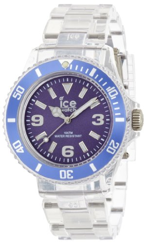 Ice Pure Purple Dial Polyurethane Band Unisex Watch PU.PE.U.P.12