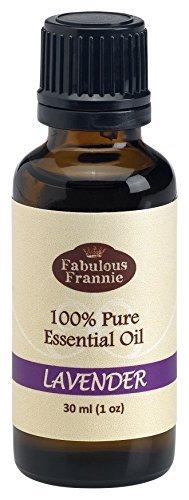 Lavender French (40/42) Pure Essential Oil Therapeutic Grade- 30ml (Lavender Scent)