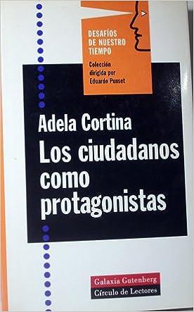 Resultado de imagen de Adela Cortina Orts bibliografia